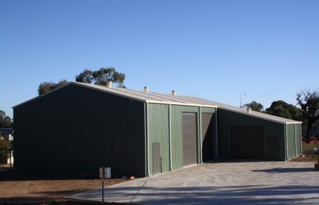 Sheds Shade and Turf Canberra