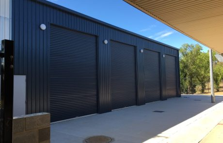 Sheds Shade and Turf Canberra, multibay shed