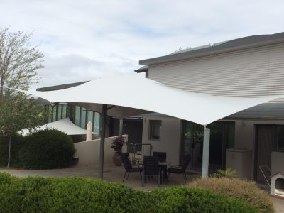 Sheds Shade and Turf Canberra waterproof shade structure
