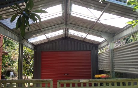 Garaport Sheds Shade and Turf Canberra
