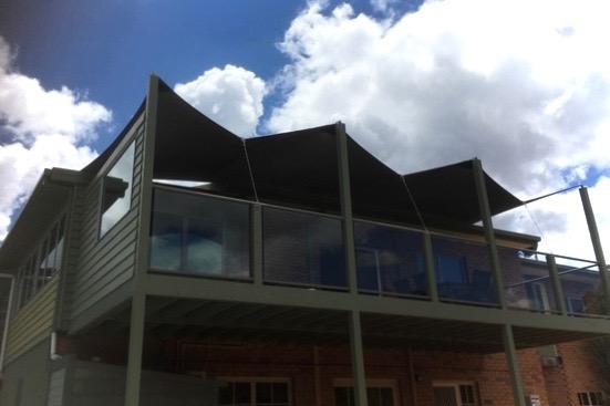 Waterproof Balcony- Deck Shade Sail
