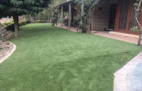 Synthetic Turf Rural Residential